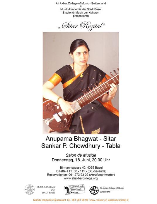 Anupama concert