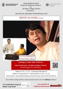 Srinivas Joshi Event March 21 2020 v7